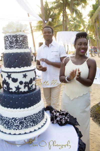 Berry Anita & Kesiena Cakes BellaNaija Wedding - Natural Hair Bride, Outdoor Beach Lagos Wedding - 0AnitaKesFinalEdit_529