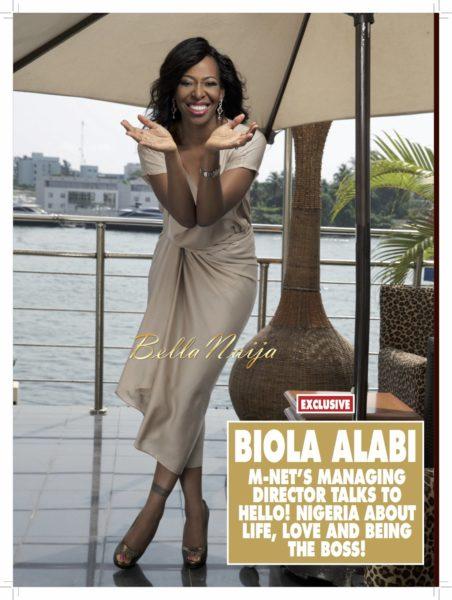 Biola Alabi - Hello Nigeria Magazine - February 2014 - BellaNaija 02