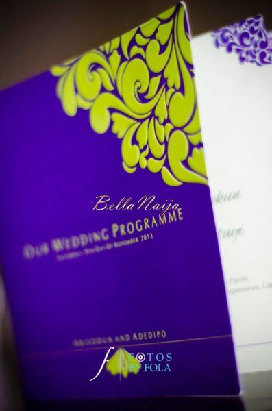 Bisodun & Dipo Yoruba Lagos Wedding | Fotos By Fola | BellaNaija Weddings February 2014 - 085