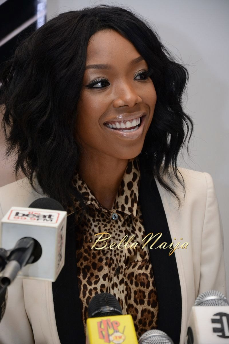 Awe Inspiring Brandy Norwood Hairstyles Borbotta Com Short Hairstyles Gunalazisus