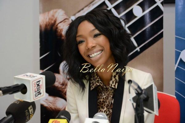 Brandy, UB40 at Classic FM's Valentine's Event Press Conference - February 2014 - BellaNaija - 029