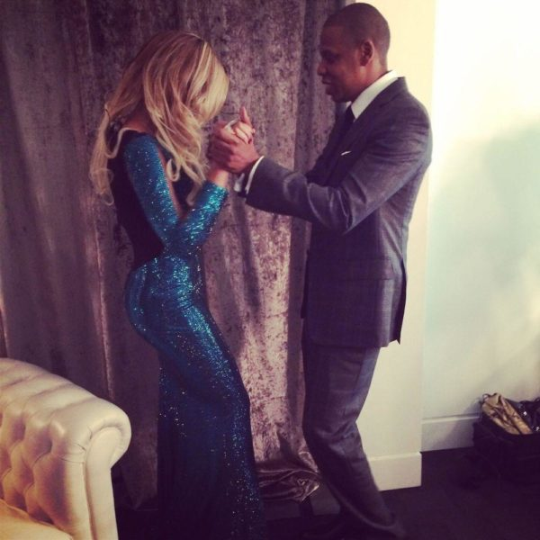 Beyonce Knowles & Jay Z