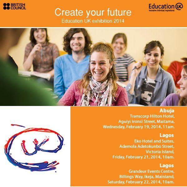 British Council Education UK - BellaNaija - February 2014