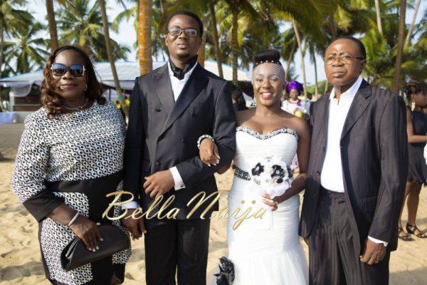Cakes & Berry Beach Wedding - BellaNaija003