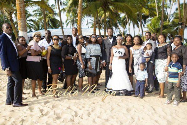 Cakes & Berry Beach Wedding - BellaNaija004
