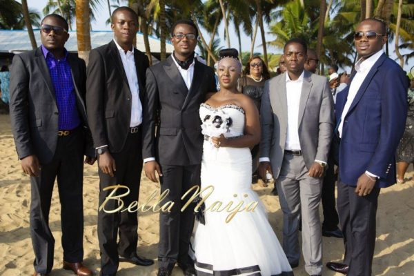Cakes & Berry Beach Wedding - BellaNaija005