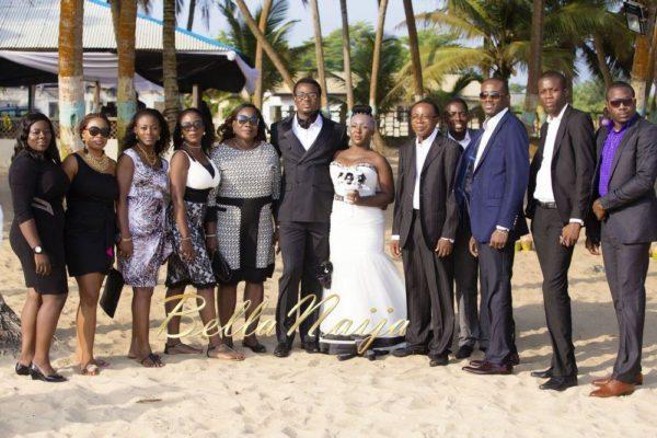 Cakes & Berry Beach Wedding - BellaNaija006