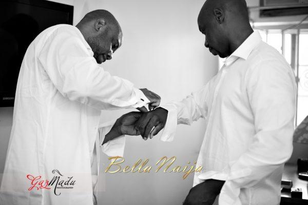 Chaiamaka & Ikenna White Igbo Wedding - in Anambra State, Nigeria. BellaNaija Weddings - Gazmadu Photography 12