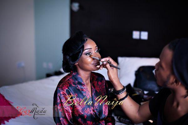 Chaiamaka & Ikenna White Igbo Wedding - in Anambra State, Nigeria. BellaNaija Weddings - Gazmadu Photography 13