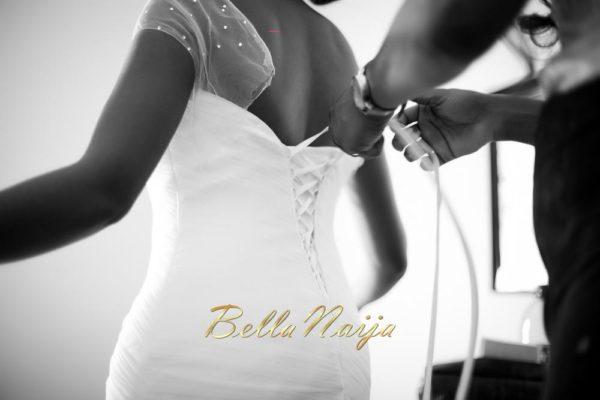Chaiamaka & Ikenna White Igbo Wedding - in Anambra State, Nigeria. BellaNaija Weddings - Gazmadu Photography 15