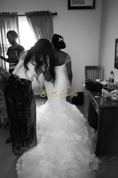 Chaiamaka & Ikenna White Igbo Wedding - in Anambra State, Nigeria. BellaNaija Weddings - Gazmadu Photography 16