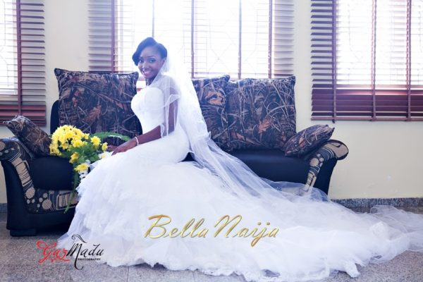 Chaiamaka & Ikenna White Igbo Wedding - in Anambra State, Nigeria. BellaNaija Weddings - Gazmadu Photography 18