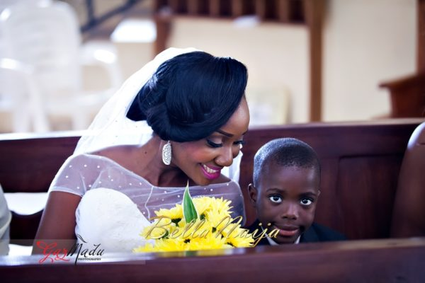 Chaiamaka & Ikenna White Igbo Wedding - in Anambra State, Nigeria. BellaNaija Weddings - Gazmadu Photography 19