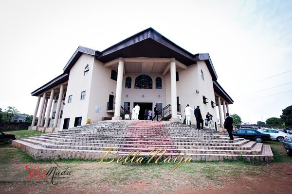Chaiamaka & Ikenna White Igbo Wedding - in Anambra State, Nigeria. BellaNaija Weddings - Gazmadu Photography 2