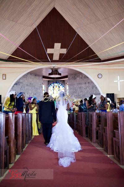 Chaiamaka & Ikenna White Igbo Wedding - in Anambra State, Nigeria. BellaNaija Weddings - Gazmadu Photography 21