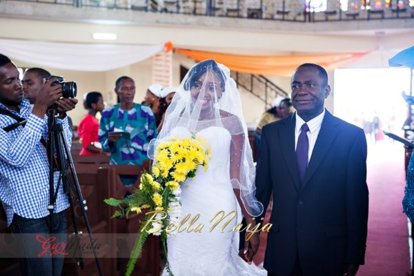 Chaiamaka & Ikenna White Igbo Wedding - in Anambra State, Nigeria. BellaNaija Weddings - Gazmadu Photography 22