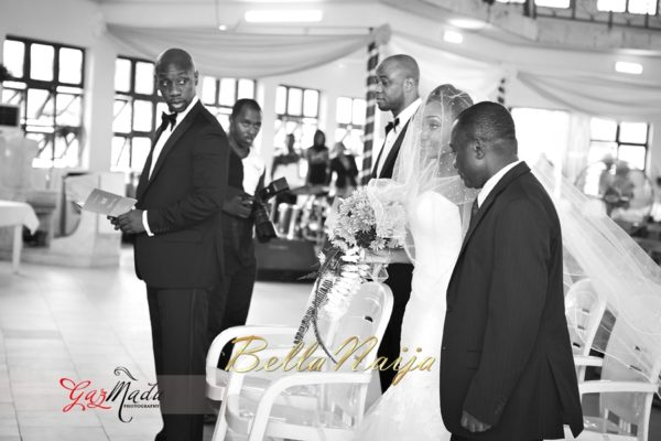 Chaiamaka & Ikenna White Igbo Wedding - in Anambra State, Nigeria. BellaNaija Weddings - Gazmadu Photography 23
