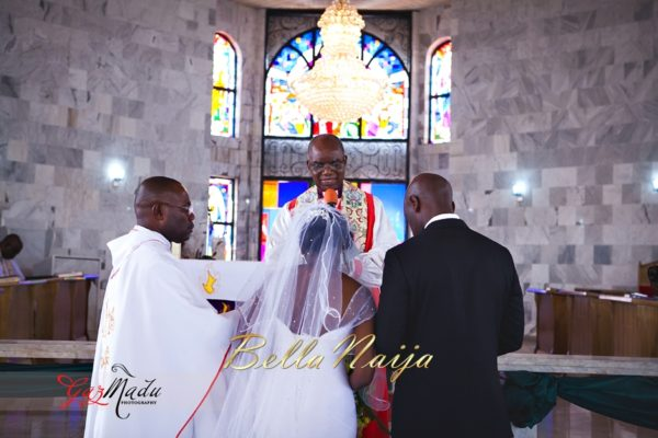 Chaiamaka & Ikenna White Igbo Wedding - in Anambra State, Nigeria. BellaNaija Weddings - Gazmadu Photography 26