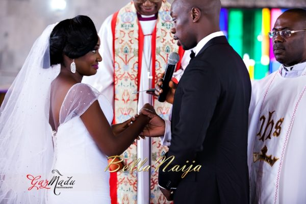 Chaiamaka & Ikenna White Igbo Wedding - in Anambra State, Nigeria. BellaNaija Weddings - Gazmadu Photography 27