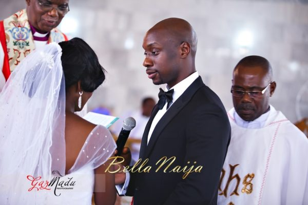 Chaiamaka & Ikenna White Igbo Wedding - in Anambra State, Nigeria. BellaNaija Weddings - Gazmadu Photography 28