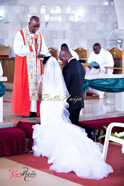 Chaiamaka & Ikenna White Igbo Wedding - in Anambra State, Nigeria. BellaNaija Weddings - Gazmadu Photography 31