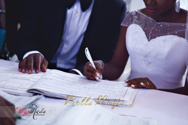 Chaiamaka & Ikenna White Igbo Wedding - in Anambra State, Nigeria. BellaNaija Weddings - Gazmadu Photography 34