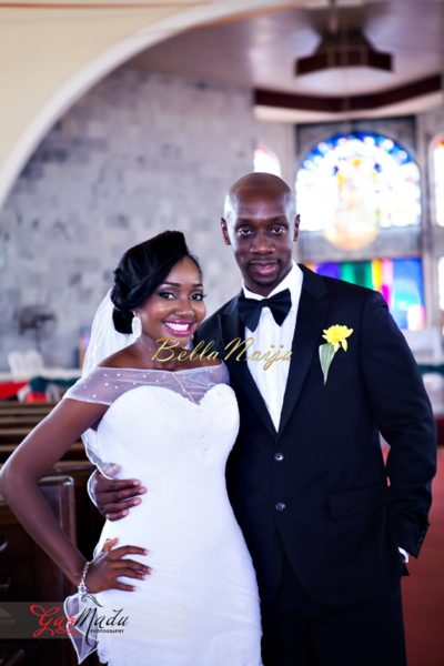 Chaiamaka & Ikenna White Igbo Wedding - in Anambra State, Nigeria. BellaNaija Weddings - Gazmadu Photography 35