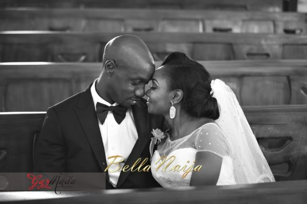 Chaiamaka & Ikenna White Igbo Wedding - in Anambra State, Nigeria. BellaNaija Weddings - Gazmadu Photography 36