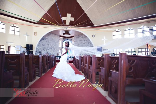Chaiamaka & Ikenna White Igbo Wedding - in Anambra State, Nigeria. BellaNaija Weddings - Gazmadu Photography 38