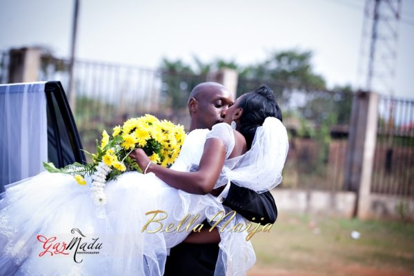 Chaiamaka & Ikenna White Igbo Wedding - in Anambra State, Nigeria. BellaNaija Weddings - Gazmadu Photography 40