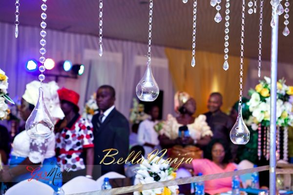 Chaiamaka & Ikenna White Igbo Wedding - in Anambra State, Nigeria. BellaNaija Weddings - Gazmadu Photography 46