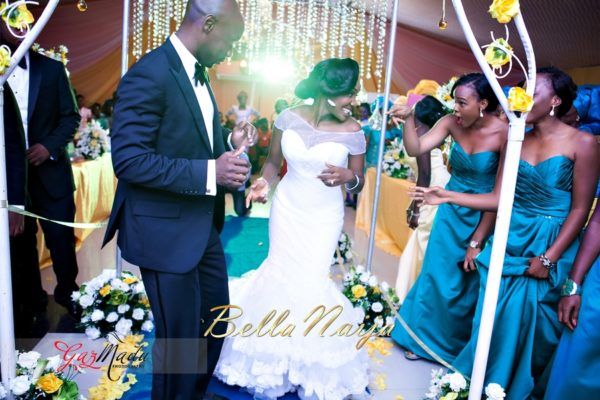 Chaiamaka & Ikenna White Igbo Wedding - in Anambra State, Nigeria. BellaNaija Weddings - Gazmadu Photography 50