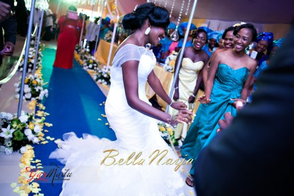 Chaiamaka & Ikenna White Igbo Wedding - in Anambra State, Nigeria. BellaNaija Weddings - Gazmadu Photography 51