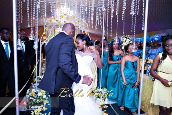 Chaiamaka & Ikenna White Igbo Wedding - in Anambra State, Nigeria. BellaNaija Weddings - Gazmadu Photography 52