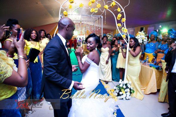 Chaiamaka & Ikenna White Igbo Wedding - in Anambra State, Nigeria. BellaNaija Weddings - Gazmadu Photography 53