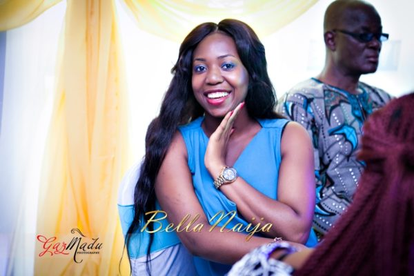 Chaiamaka & Ikenna White Igbo Wedding - in Anambra State, Nigeria. BellaNaija Weddings - Gazmadu Photography 55