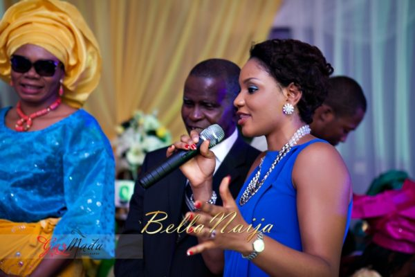 Chaiamaka & Ikenna White Igbo Wedding - in Anambra State, Nigeria. BellaNaija Weddings - Gazmadu Photography 57