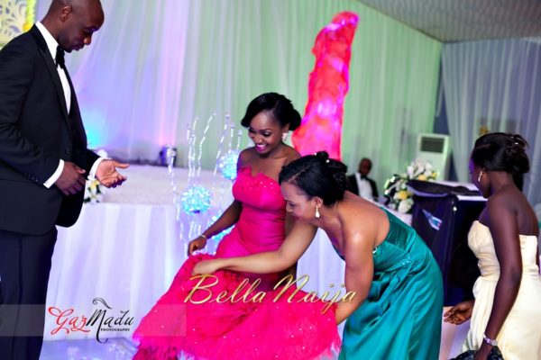 Chaiamaka & Ikenna White Igbo Wedding - in Anambra State, Nigeria. BellaNaija Weddings - Gazmadu Photography 61