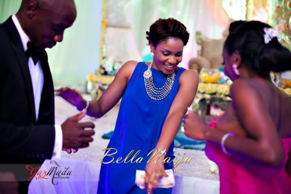 Chaiamaka & Ikenna White Igbo Wedding - in Anambra State, Nigeria. BellaNaija Weddings - Gazmadu Photography 66