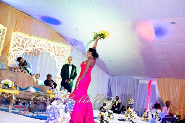 Chaiamaka & Ikenna White Igbo Wedding - in Anambra State, Nigeria. BellaNaija Weddings - Gazmadu Photography 86