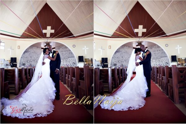 Chaiamaka & Ikenna White Igbo Wedding - in Anambra State, Nigeria. BellaNaija Weddings - Gazmadu Photography 94