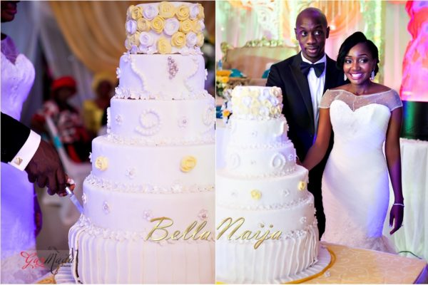 Chaiamaka & Ikenna White Igbo Wedding - in Anambra State, Nigeria. BellaNaija Weddings - Gazmadu Photography 95
