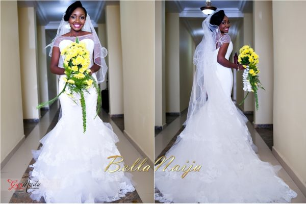 Chaiamaka & Ikenna White Igbo Wedding - in Anambra State, Nigeria. BellaNaija Weddings - Gazmadu Photography 97
