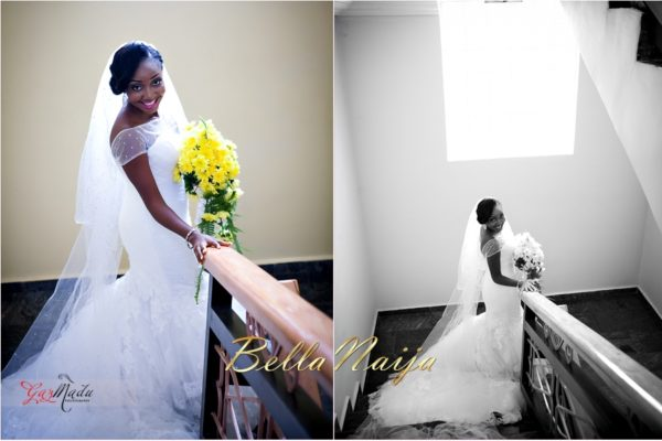 Chaiamaka & Ikenna White Igbo Wedding - in Anambra State, Nigeria. BellaNaija Weddings - Gazmadu Photography 98