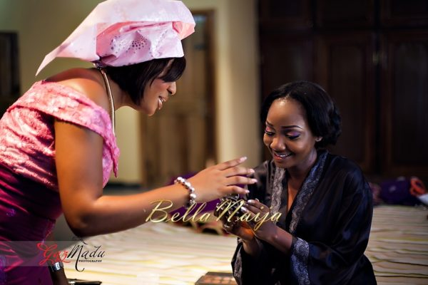 Chiamaka & Ikenna Traditional Igbo Wedding - Igba Nkwu in Anambra State, Nigeria. BellaNaija Weddings - Gazmadu Photography 17