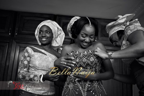 Chiamaka & Ikenna Traditional Igbo Wedding - Igba Nkwu in Anambra State, Nigeria. BellaNaija Weddings - Gazmadu Photography 19