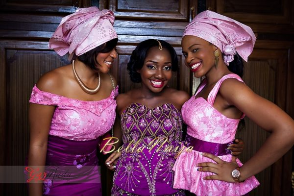 Chiamaka & Ikenna Traditional Igbo Wedding - Igba Nkwu in Anambra State, Nigeria. BellaNaija Weddings - Gazmadu Photography 20