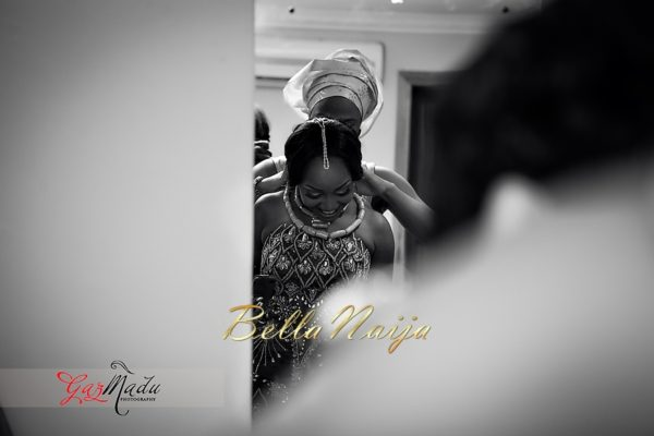 Chiamaka & Ikenna Traditional Igbo Wedding - Igba Nkwu in Anambra State, Nigeria. BellaNaija Weddings - Gazmadu Photography 21