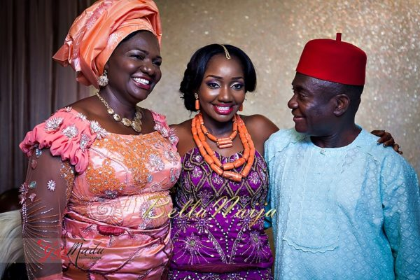 Chiamaka & Ikenna Traditional Igbo Wedding - Igba Nkwu in Anambra State, Nigeria. BellaNaija Weddings - Gazmadu Photography 25