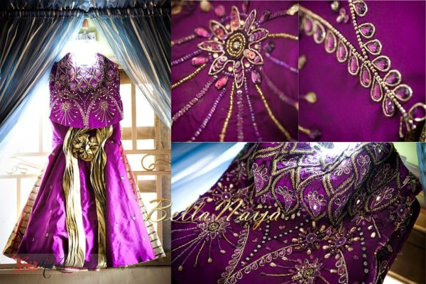 Chiamaka & Ikenna Traditional Igbo Wedding - Igba Nkwu in Anambra State, Nigeria. BellaNaija Weddings - Gazmadu Photography 3